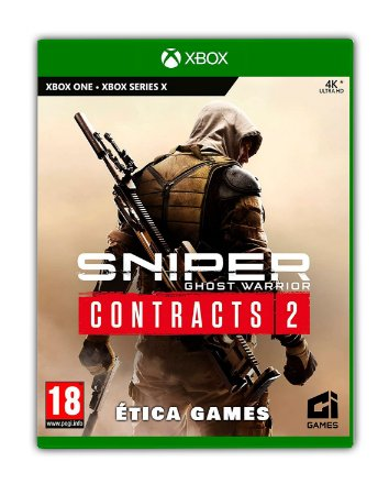 Sniper Ghost Warrior Contracts 2 Xbox One Mídia Digital