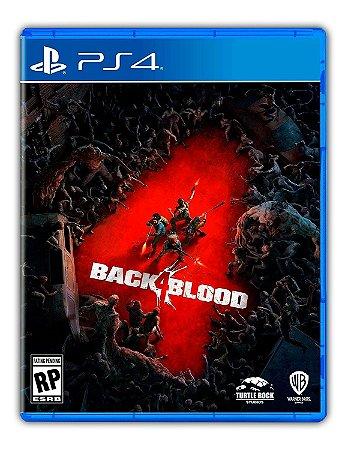Back 4 Blood Standard Edition PS4 Mídia Digital