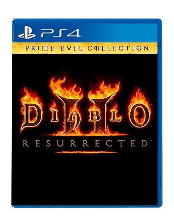 Diablo Prime Evil Collection PS4 Mídia Digital