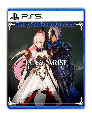 Edição Definitiva de Tales of Arise PS5 Mídia Digital