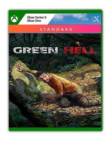 Green Hell Xbox One Mídia Digital