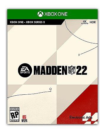 Madden NFL 22 Mídia Digital Xbox One Xbox Series X|S