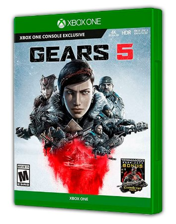Gears 5 - Game of the Year Xbox One Mídia Digital