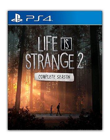 Life is Strange 2 - Temporada Completa PS4 Mídia Digital