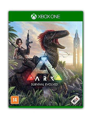 ARK Survival Evolved Xbox One Mídia Digital