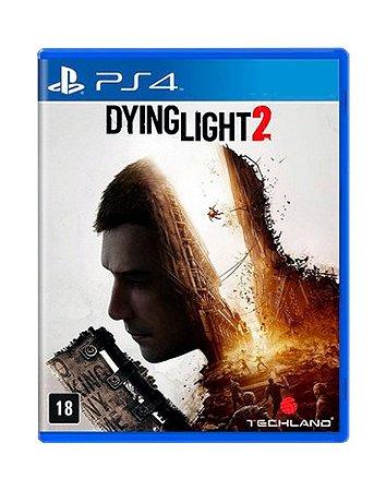 Dying Light 2 PS4 Mídia Digital