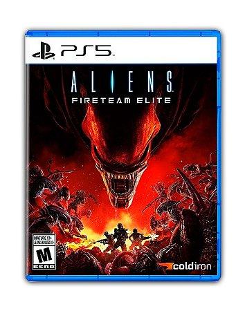 Aliens Fireteam Elite PS5 Mídia Digital