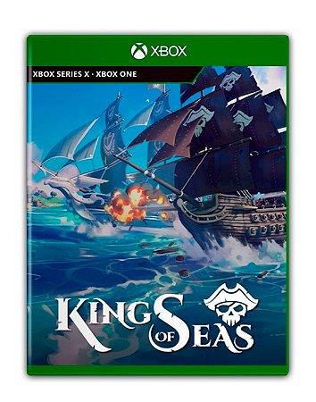 King of Seas Xbox One Mídia Digital
