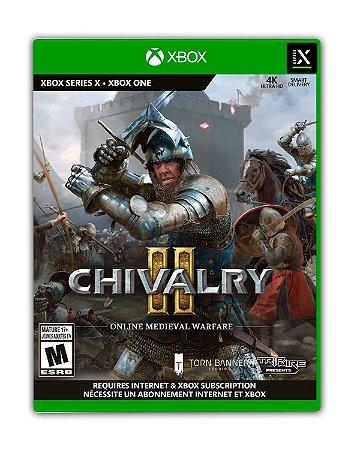 Chivalry 2 Xbox One Mídia Digital
