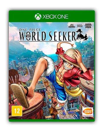 ONE PIECE World Seeker Xbox One Mídia Digital