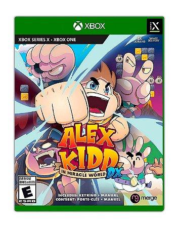 Alex Kidd in Miracle World DX Xbox One Mídia Digital