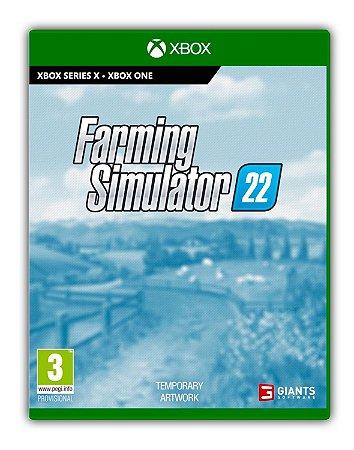 Farming Simulator 22 Xbox One Mídia Digital