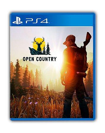 Vida Selvagem PS4 Mídia Digital Open Country