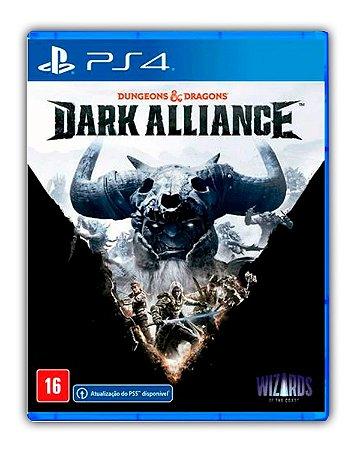 Dark Alliance PS4 Mídia Digital