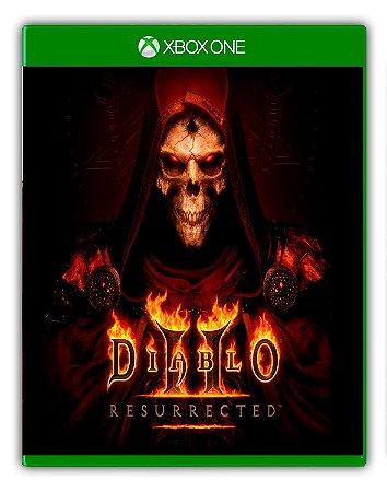 Diablo 2 II: Resurrected Xbox One Mídia Digital