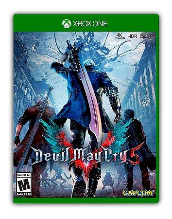 Devil May Cry 5 Xbox One Midia Digital