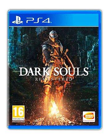 Dark Souls Remastered PS4 Mídia Digital