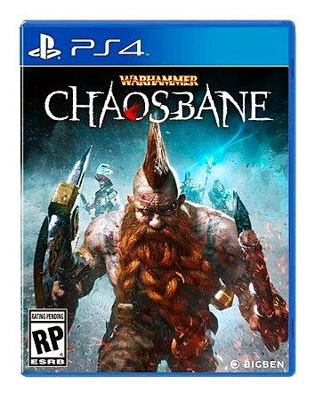 Warhammer Chaosbane PS4 Mídia Digital