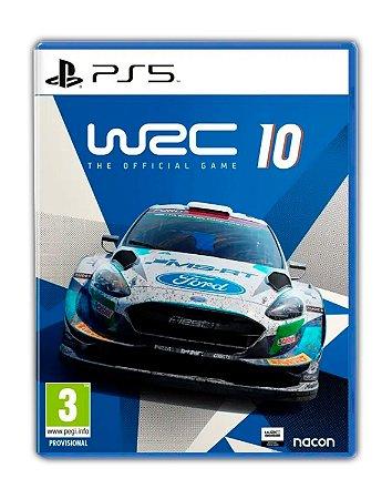WRC 10 - Standard Edition PS5 Mídia Digital