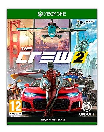 THE CREW 2 - Standard Edition Xbox One Mídia Digital