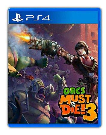 Orcs Must Die! 3 PS4 Mídia Digital