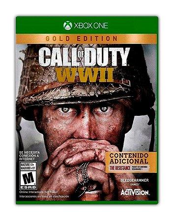 Call Of Duty ww 2 Edição Ouro Xbox One Mídia Digital