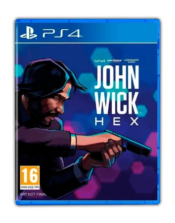 John Wick Hex PS4 Mídia Digital