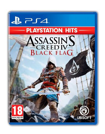 Assassins Creed IV Black Flag PS4 Mídia Digital
