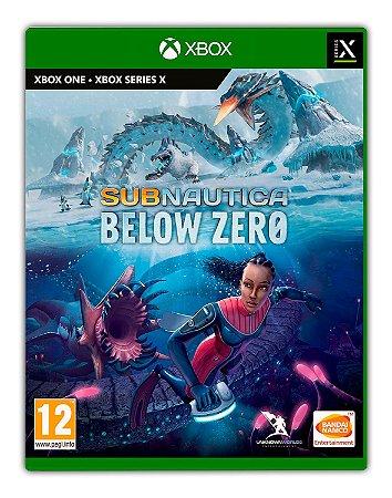 Subnautica Below Zero Xbox One Mídia Digital