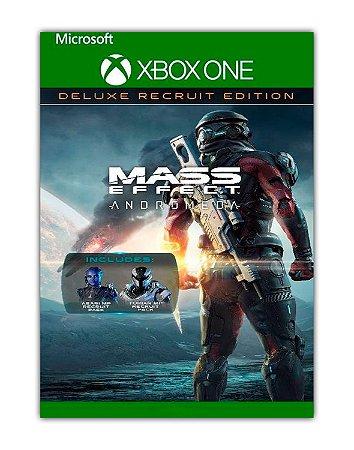 Mass Effect Andromeda – Edição de Recruta Deluxe Xbox One Mídia Digital