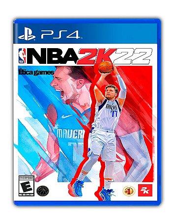 NBA 2K22 Standard Edition PS4 Mídia Digital