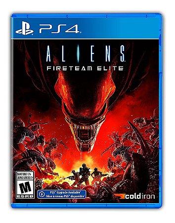 Aliens Fireteam Elite PS4 Mídia Digital