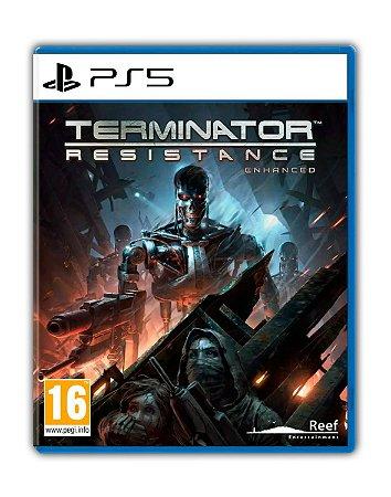 Terminator: Resistance Enhanced PS5 Mídia Digital