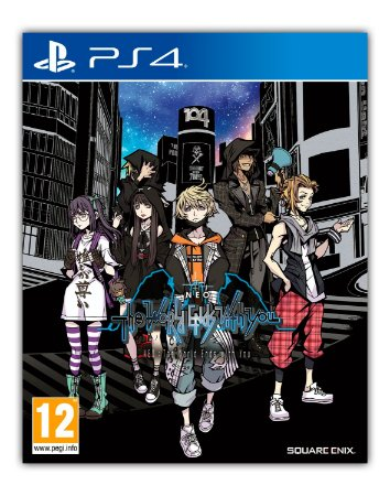 NEO: The World Ends with You PS4 Mídia Digital