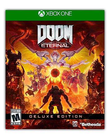 DOOM Eternal Deluxe Edition Xbox One Mídia Digital