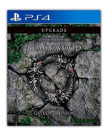 The Elder Scrolls Online: Blackwood Upgrade PS4 Mídia Digital