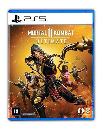 Mortal Kombat 11 Ultimate PS5 Mídia Digital
