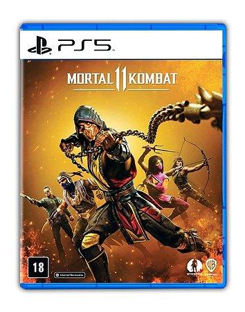 Mortal Kombat 11 PS5 Mídia Digital