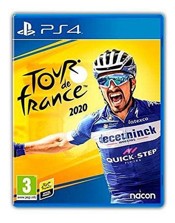 Tour de France 2020 Ps4 Mídia Digital
