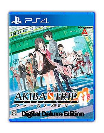 AKIBA'S TRIP: Hellbound & Debriefed - Digital Deluxe Edition PS4 Mídia Digital