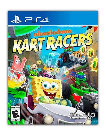Nickelodeon Kart Racers PS4 Mídia Digital