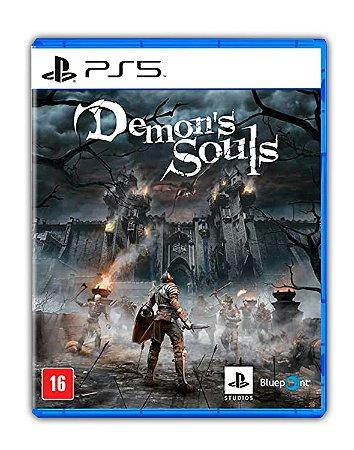 Demon's Souls PS5 Mídia Digital