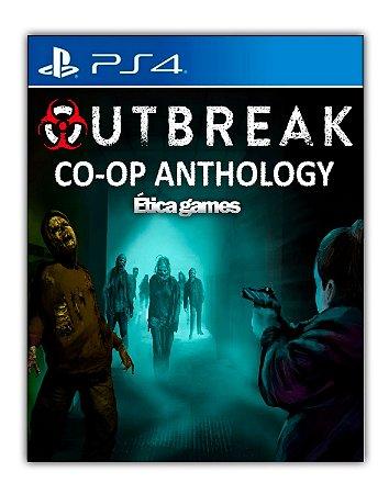 Outbreak Co-Op Anthology PS4 Mídia Digital