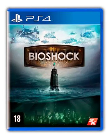 BioShock: The Collection PS4 Mídia Digital