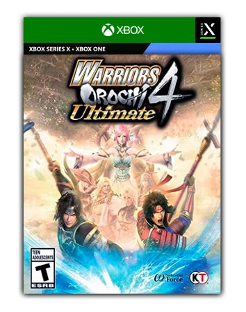 WARRIORS OROCHI 4 Ultimate Xbox One Mídia Digital