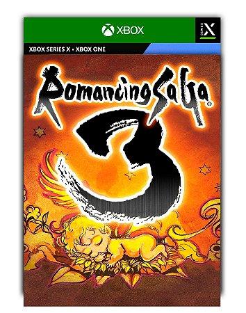 Romancing SaGa 3 Xbox One Mídia Digital