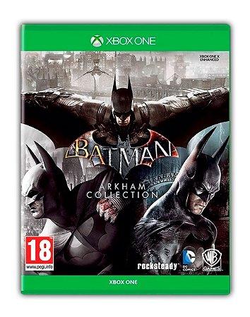 Batman: Arkham Collection Xbox One Midia Digital
