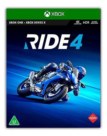 Ride 4 Xbox One Mídia Digital