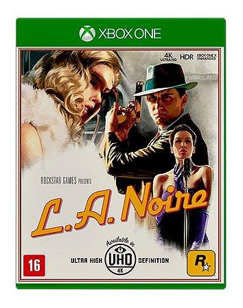 L.A. Noire Xbox One Mídia Digital