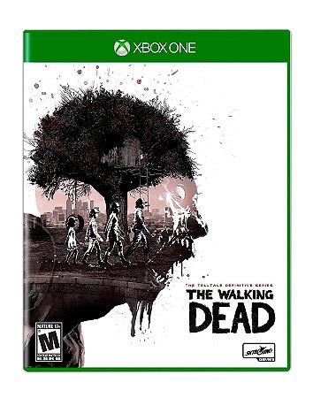 The Walking Dead: The Telltale Definitive Series Xbox One Mídia Digital